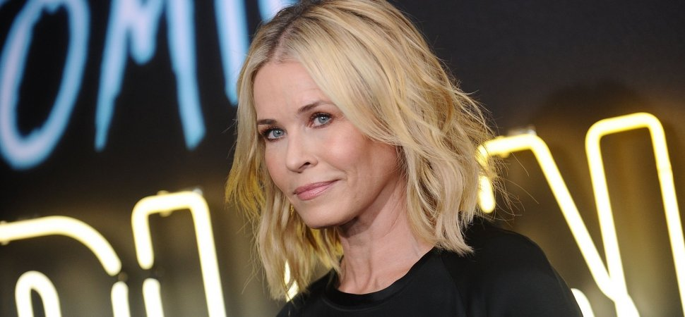 In 7 Words, Millionaire Comedian Chelsea Handler Drops Some Epic Career Advice