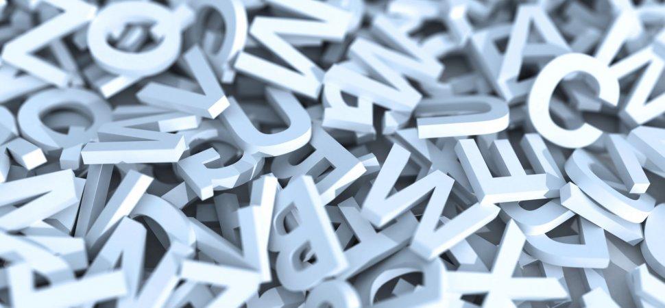 16 words people often