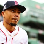 Hours After Beating the Dodgers, Red Sox Star MookieBetts Was Doing Something Far More Incredible