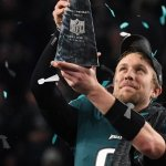 Super Bowl MVP Nick Foles Just Dropped the Best Advice You'll Hear Today (and It Took Him Less Than 60 Seconds)