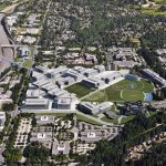 Microsoft Updated Campus Design Is Unlike Other Tech Giant's--and That's a Good Thing