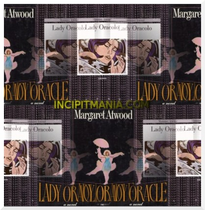 Lady Oracolo di Margaret Atwood