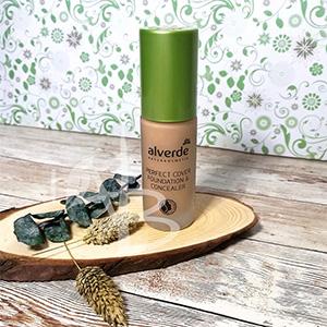 Perfect Cover foundation&concealer di Alverde