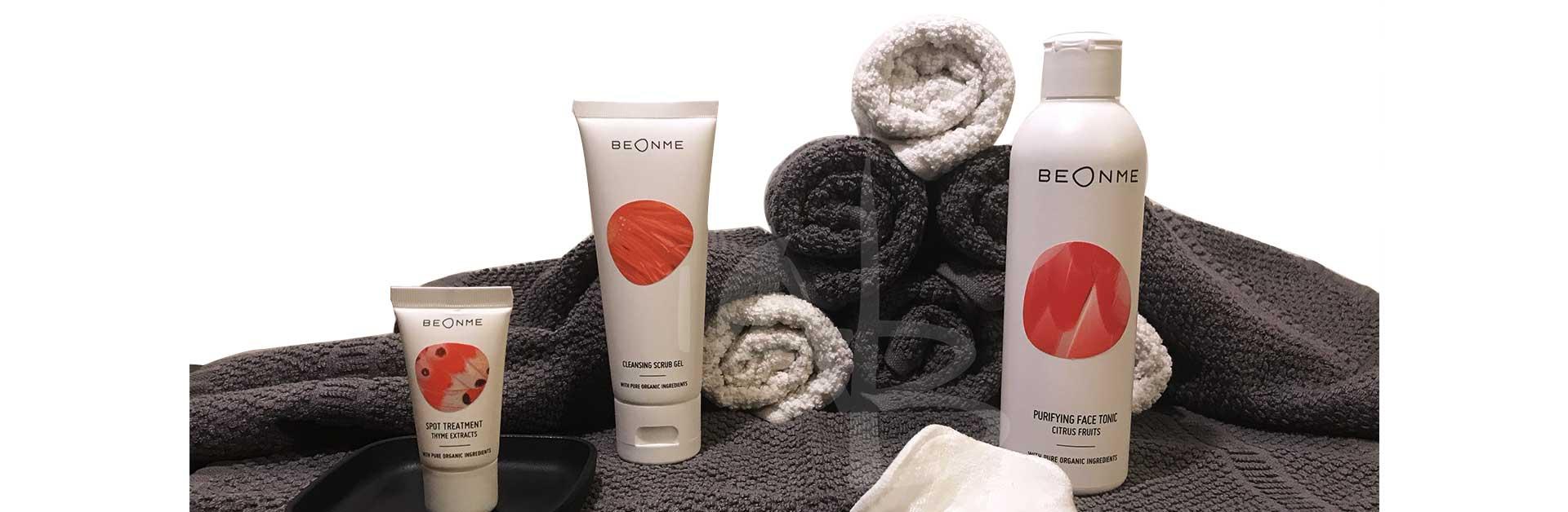 Prodotti per la skincare viso di BeOnMe