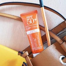Crema solare per il viso Bioearth