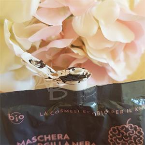 Packaging del tappo salvaprodotto maschere Biofficina toscana
