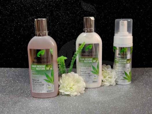Packaging prodotti per capelli anticaduta