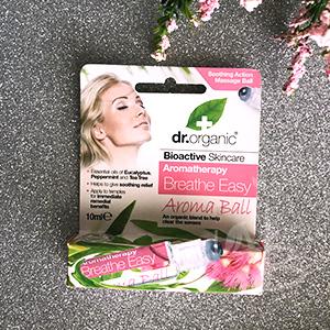 Confezione esterna aromaball Dr. Organic