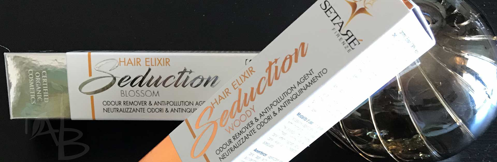 Hair Elixir Seduction di Setaré