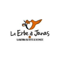 Logo Le Erbe di Janas