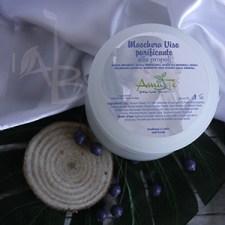 Vasetto in vetro con la maschera purificante Amatè
