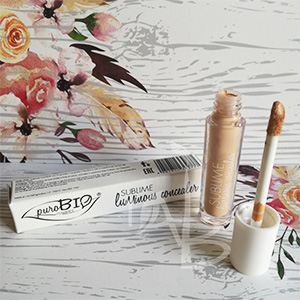 Sublime luminous concealer di Purobio