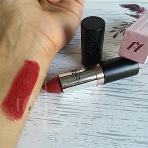 Rossetto n. 14 di Purobio cosmetics