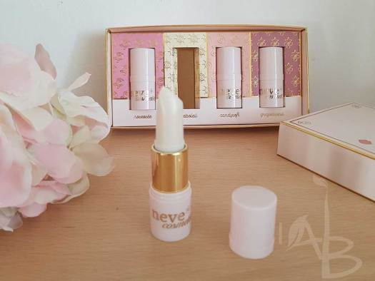 Sweetsoleil dei Lippini di Neve Cosmetics