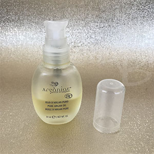 Olio di argan ad uso cosmetico di Arganiae
