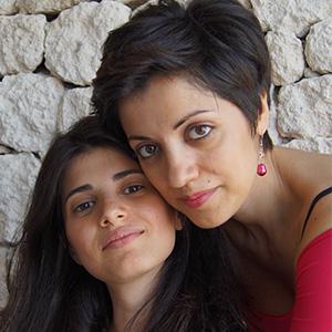 Deborah e Veronica Baldasarre di Pugliami