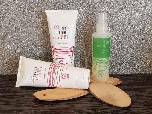 I prodotti per la cura dei capelli di Quantic Licium