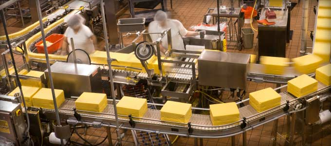Role of food processing industry for
