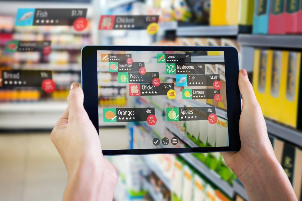 digital technology in the food industry