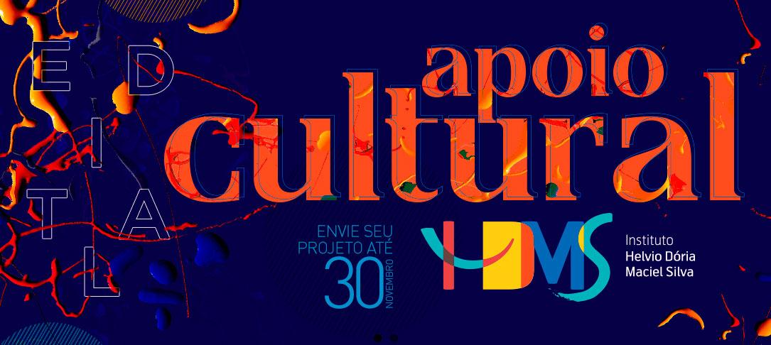 Apoio Cultural IHDMS