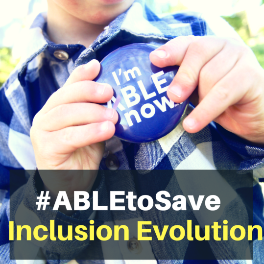 Congress Eyes Changes To Able Act >> Able Archives Inclusion Evolution