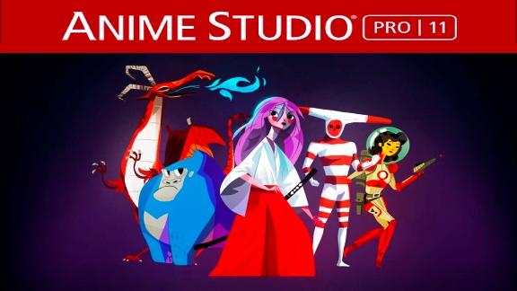 Anime-Studio-Pro por smithMicro