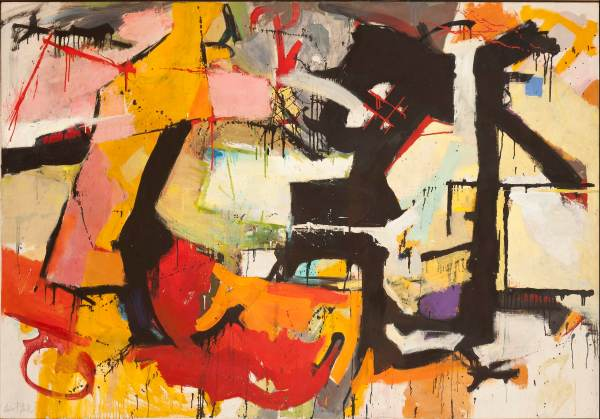 Hollis Taggart Galleries Presents Abstract Expressionist Paintings Audrey Flack Incollect