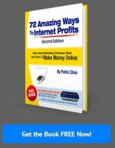Free eBook 72 Ways To Profits