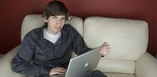 david karp Top Young Entrepreneurs Making Money Online
