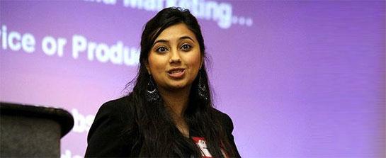 shama kabani Top Young Entrepreneurs Making Money Online