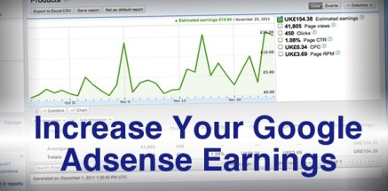 How to make lots of money with the Google Adsense program