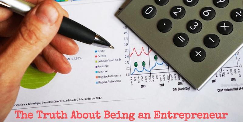 Being an Entrepreneur