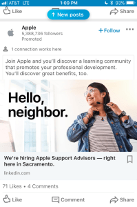 Apple At Home Advisor Support Jobs