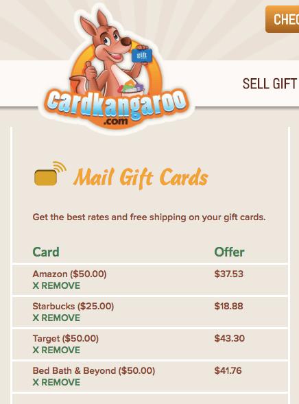 CardKangaroo Offer
