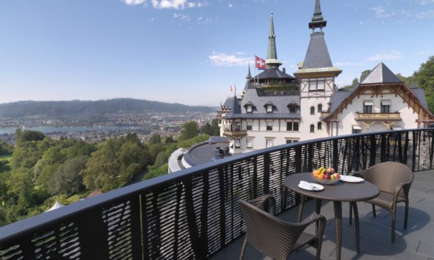 Happy Valentin grand love package – The Dolder Grand, Zürich