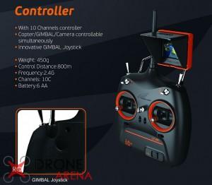 Scarlet Minivet Controller