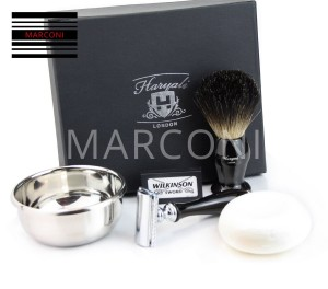Haryali Safety Razor Set