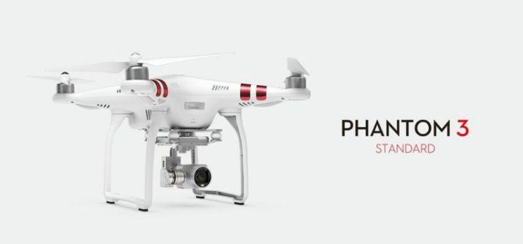 DJI Phantom 3 Standard Released on Banggood.com – First Look