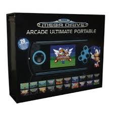 Sega Megadrive Arcade Ultimate Portable