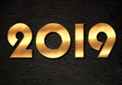 Goodbye 2018…