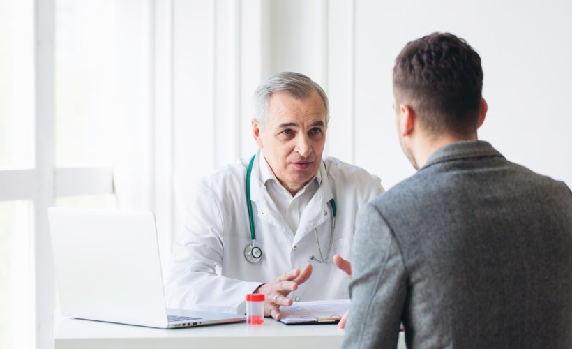 incontinence after prostate surgery doctor