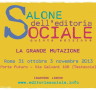 Salone dell'editoria sociale 2013