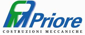 Logo PRIORE costruzioni meccaniche imprese solidali