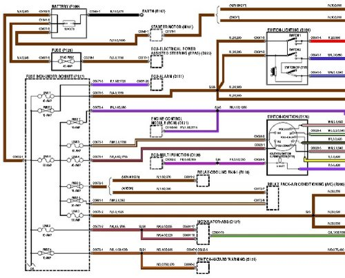 small resolution of battery connections mg rover org forums mg zs wiring diagram mg zr 160 wiring diagram