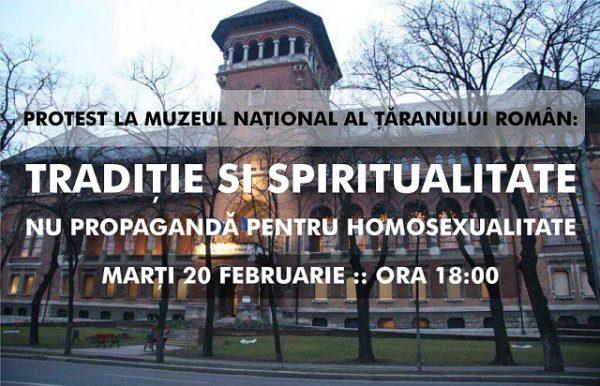EVENIMENT: CRUCIADĂ La Muzeul Țăranului Român