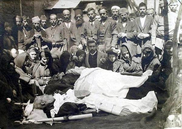 Comemorare Martiri Aromâni