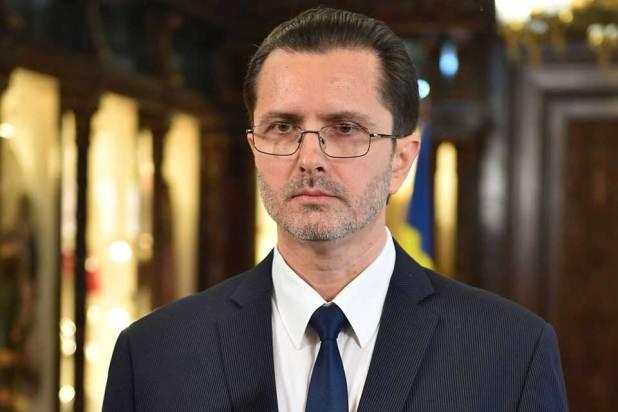 Klaus Iohannis SPULBERAT