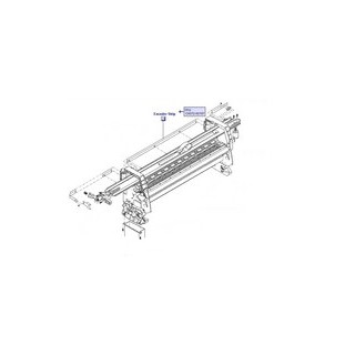 C6072-60197 Encoder Strip traceur HP Designjet 1050C/C+
