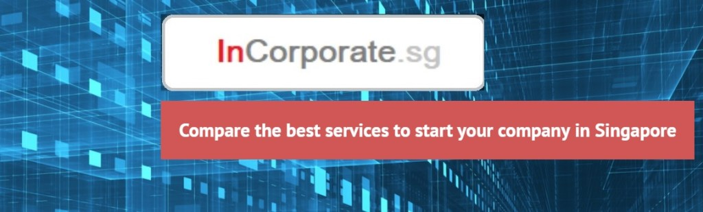 Compare best services to start your company in Singapore