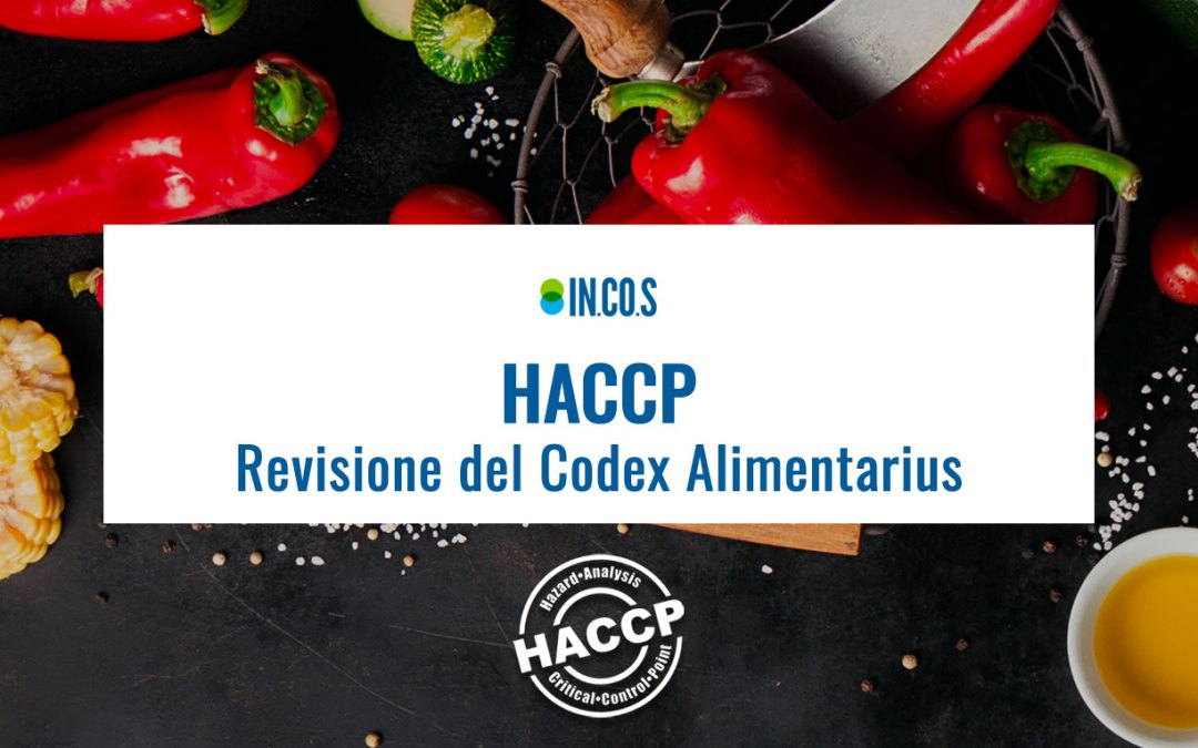 Revisione del Codex Alimentarius HACCP